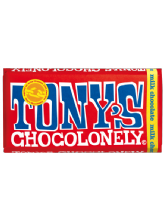 Tony's Chocolonely Milk Chocolate 180g